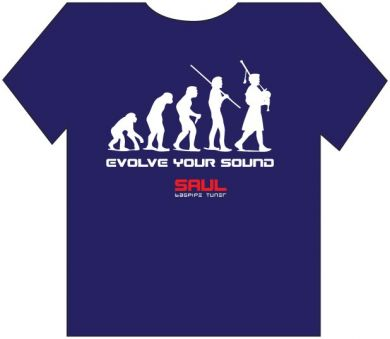 Coming Soon! Evolve Your Sound Tshirt